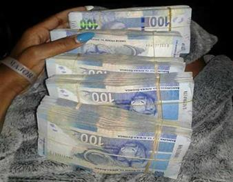 money spells Namibia