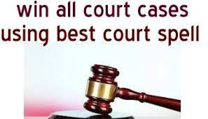 Candle spell for court cases