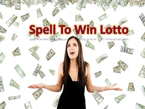 Magic spells to win the lottery