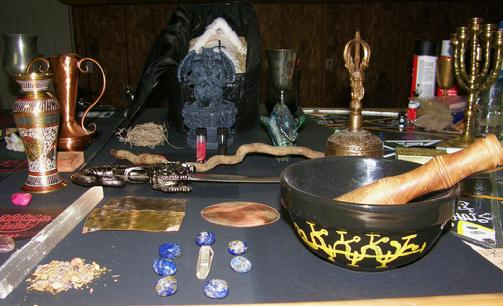 Magic ritual spells